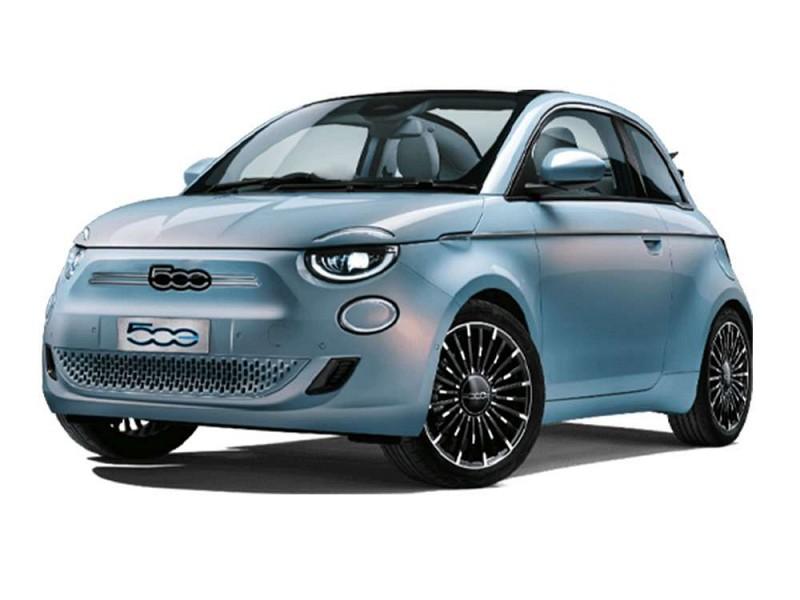 Fiat 500 BEV Elettrica Action