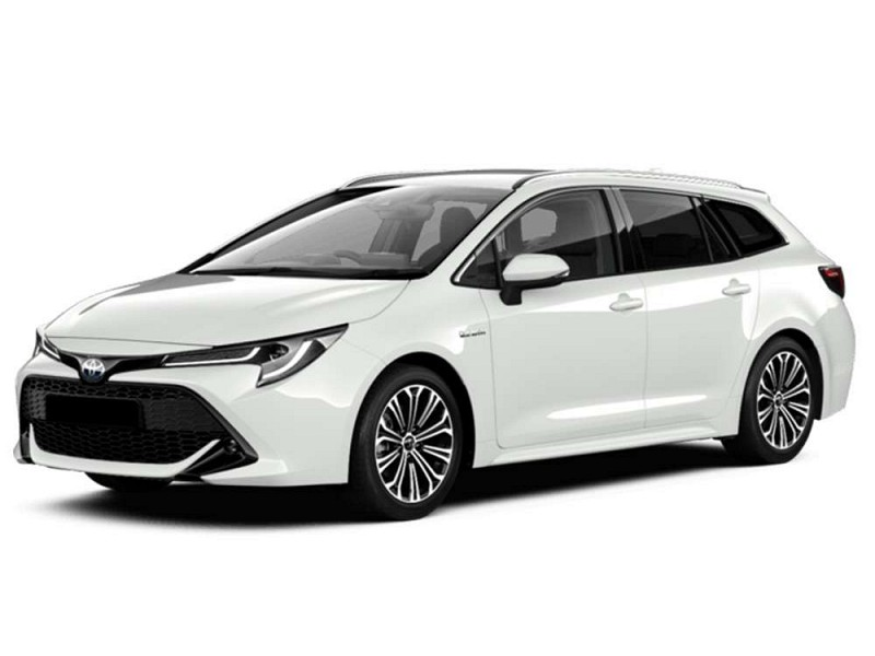 TOYOTA COROLLA SW Ts Hybrid Business