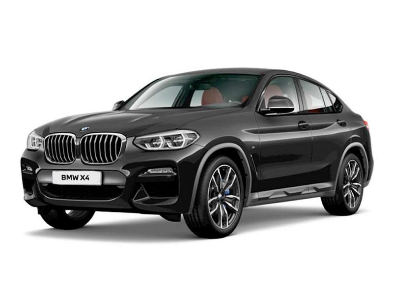 BMW X4 xDrive 20d MH48V
